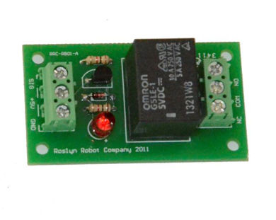 Picture of 10 Amp Relay Board