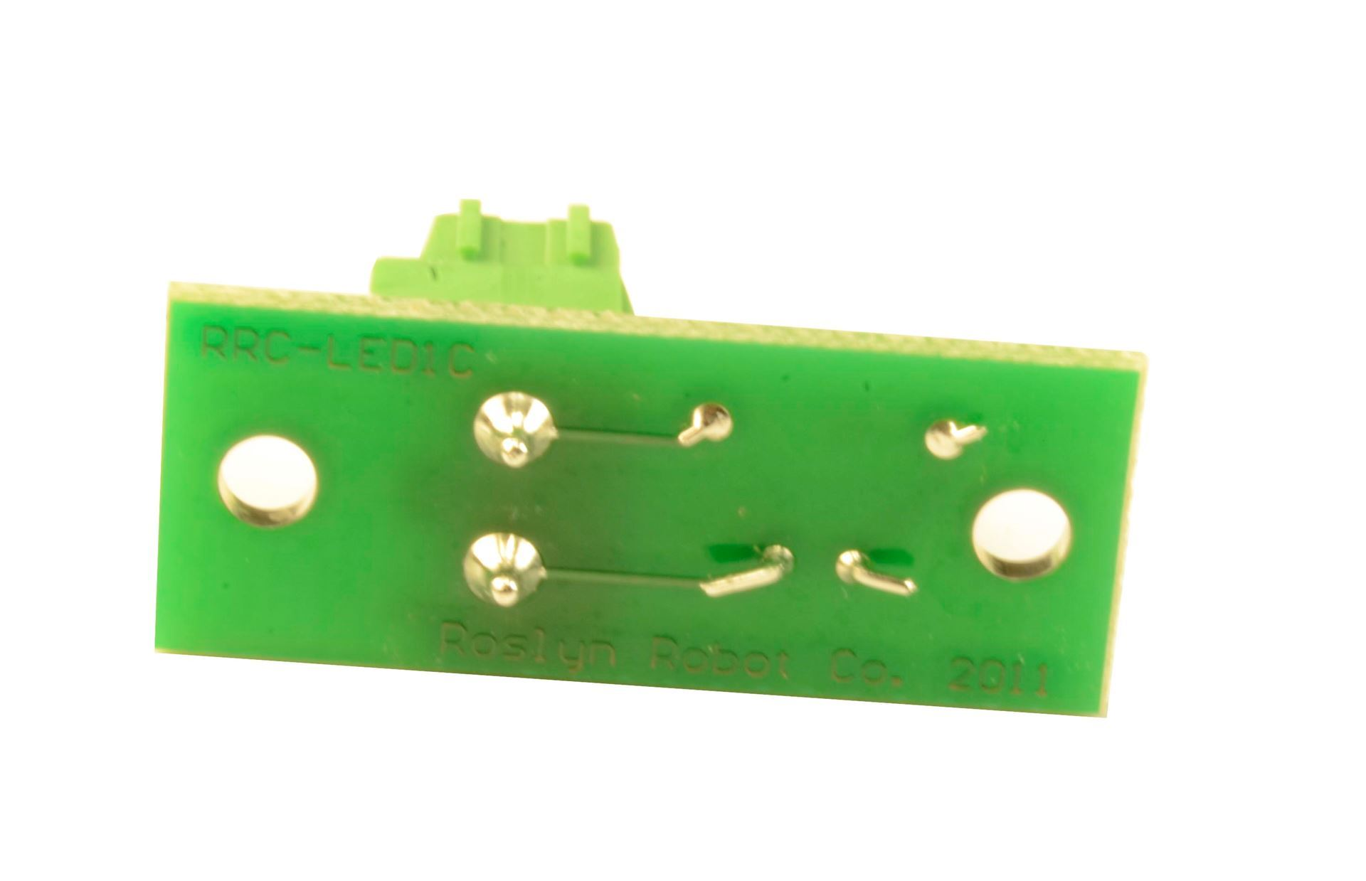 Picture of Green LED Board