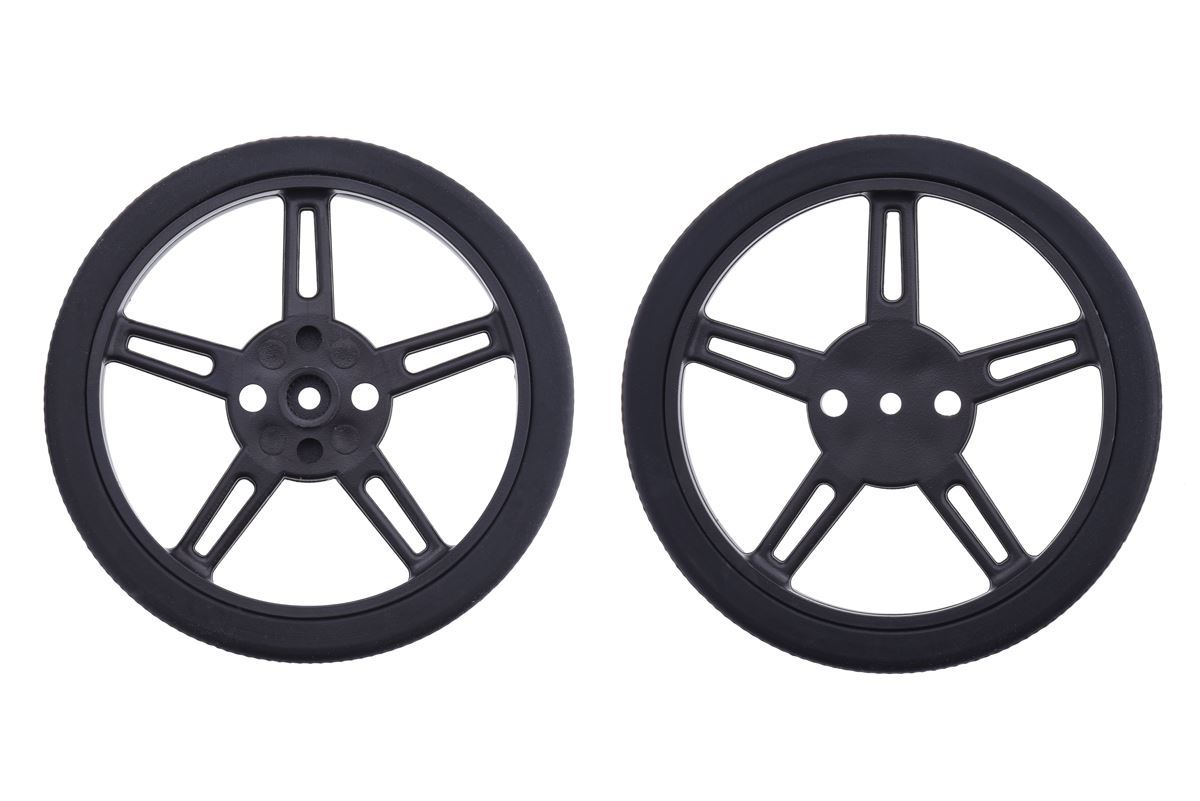 Picture of Wheel for FEETECH FS90R